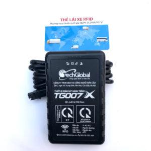 thiết bị giám sát hành trình tg007x