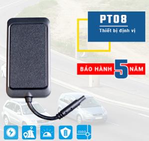 thiết bị định vị ô tô xe máy pt08